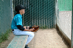 Little League Player