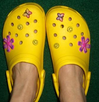 Happy Crocs