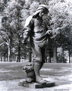 The Sower, Duke East Campus