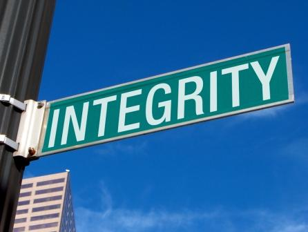 Integrity positive psychology