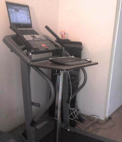 Walk & Work Treadmill