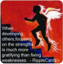 Strengths Approach RippleCards
