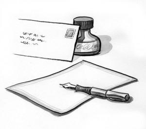 Pen and Stationary (Kevin Gillespie)