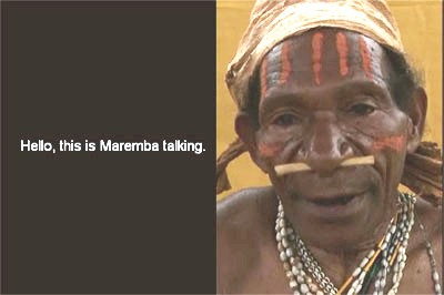 Maremba Talking