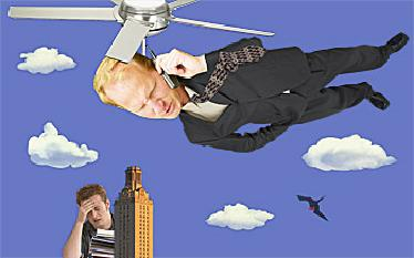 Helicopter Parent