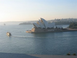 Sydney Opera House in Daylight