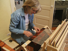 Weaving ... and unweaving