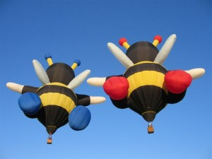 Balloons in Canberra