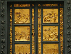 Ghiberti, Gates of Paradise