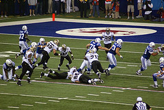 Indianapolis Colts in Action