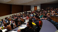 Large College Class