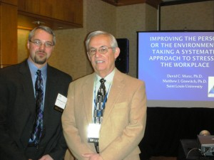 Matthew Grawitch, PhD and David Munz, PhD