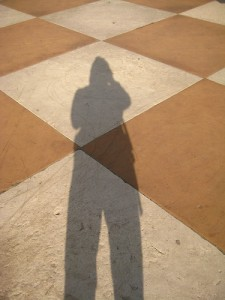 A Shadow at Work