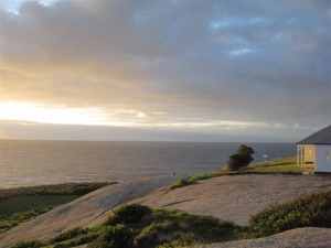 Sunrise - Montague Island
