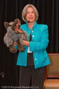 Diana Whitney: Which Wolf Do You Feed?