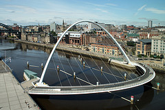 Millenium Bridge on Tyne