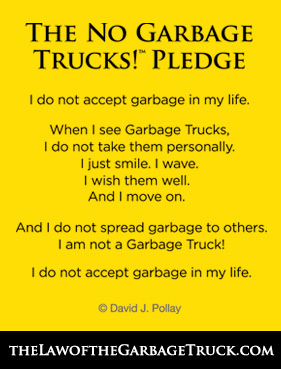 The Trucks! Pledge
