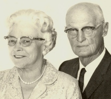 Lillian and Dick Callen Golden Wedding