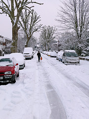 UK Snow Day