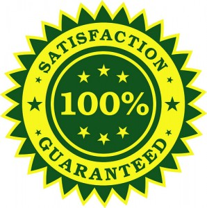 Satisfaction Guaranteed?