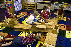 Exploration in Kindergarten