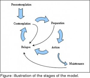 Transtheoretical Change Model