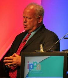 Martin Seligman at IPPA