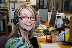 Customer Service (with a smile)