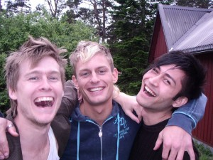 Happy mid summer guys in Gotland
