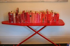 Ironing Board Book Case