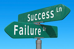 Which way, success?
