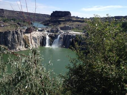 Twin Falls: Thinking about the environment in which we live