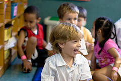 Positive Emotion in the Classroom