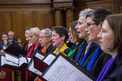 Singing in the Choir