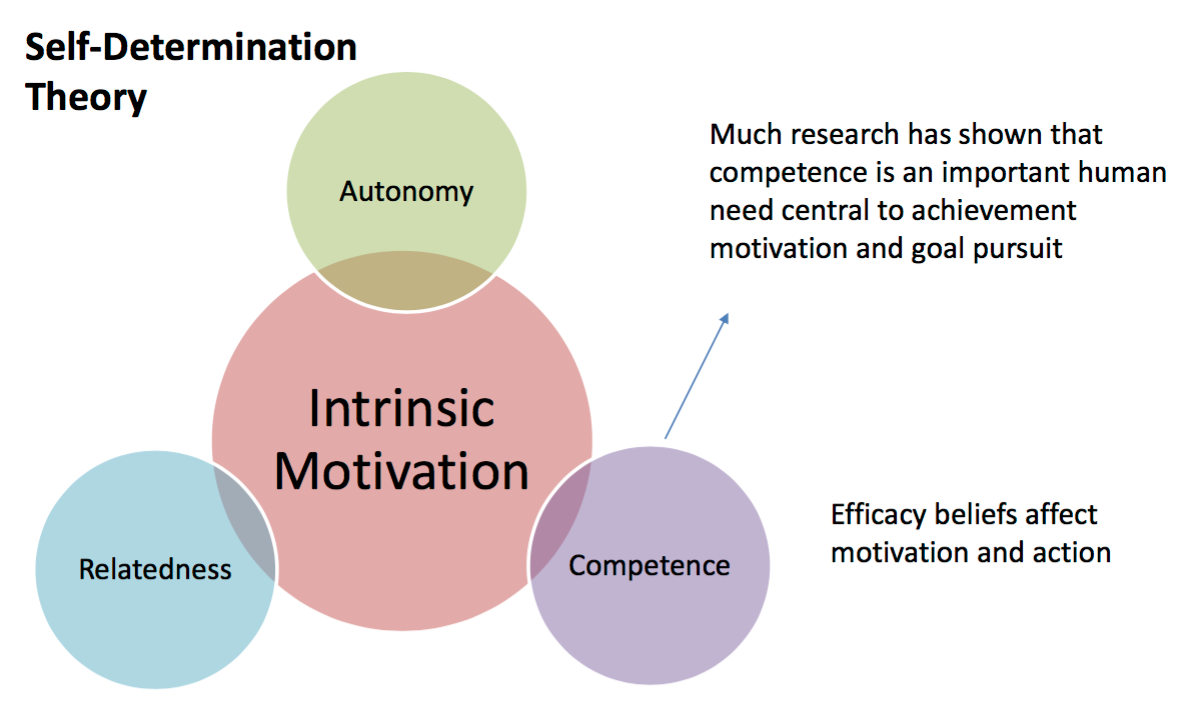 motivation and self efficacy Motivation explained with notes, articles, videos, and slideshows for mba, bba, higher business studies courses and training  self-efficacy theory by albert bandura.
