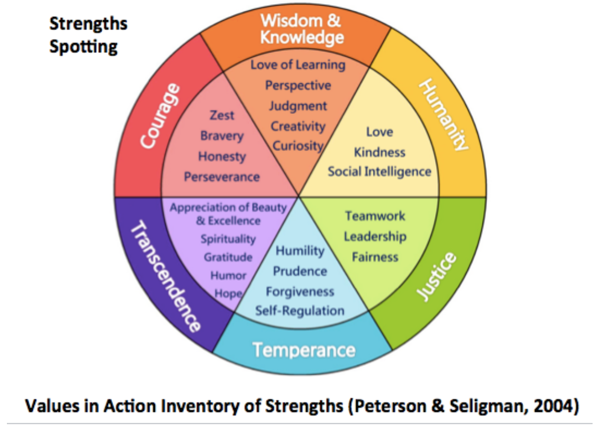 Character Strengths Research